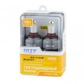 Светодиодные лампы HB4(HB3/HIR2/H10) ACTIVE NIGHT 4500K