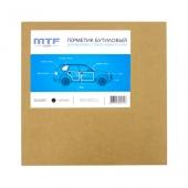 Герметик бутиловый MTF Light для для вклейки стекол, лента 9.5мм х 4.57м, черный, шт.