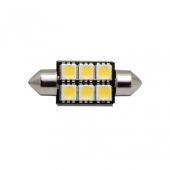 Салонные лампы LED C5W CAN-BUS 5000K