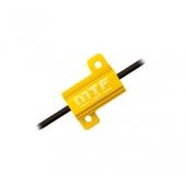 Блок CAN-BUS 12W для светодиодных ламп P21W, W21W, P21/5W, W21/5W, W16W