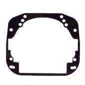 Переходные рамки №05 на Nissan Murano II (Z51) для установки модулей Hella 3R