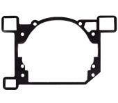Переходные рамки №011 на Lexus RX II для установки модулей Hella 3R