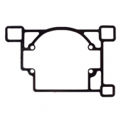 "Переходные рамки №016 на Lexus RX II для установки модулей Bi-LED 2.8"""