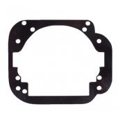 Переходные рамки №027 на Volkswagen Passat CC I (B6) для установки модулей Hella 3R или Koito Q5