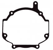Переходные рамки №031 на Toyota Avensis II (T250) рестайл для установки модулей Hella 3R