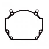 Переходные рамки №034 на Volkswagen Touareg I (GP) для установки модулей Hella 3R