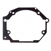 Переходные рамки №044 на Subaru Legacy IV/Outback III для установки модулей Hella 3R