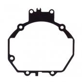 Переходные рамки №049 на Toyota Previa III XR50 и Allion I для установки модулей Hella 3R