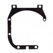 "Переходные рамки №055 на Mazda 3 II (BL) для установки модулей Bi-LED 2.8"""
