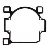 "Переходные рамки №069 на Hyundai Sonata V (NF) для установки модулей Bi-LED 2.8"""