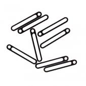 Переходные рамки №071/1 Универсальные пластины крепления для любых линз на любое авто 5см (Комплект 8 шт)