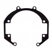 "Переходные рамки №089 на Toyota RAV4 III для установки модулей Bi-LED 2.8"""