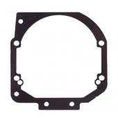 """Переходные рамки №091 на Subaru Tribeca II для установки модулей Bi-LED 2.8"""""""