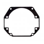 """Переходные рамки №094 на Nissan Primera II (P11, W11) для установки модулей Bi-LED 2.8"""""""