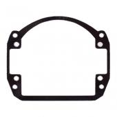 "Переходные рамки №101 на Ford Focus для установки модулей Bi-LED 2.8"""