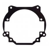 """Переходные рамки №116 на Land Rover Discovery III для установки модулей Bi-LED 2.8"""""""