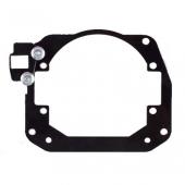 """Переходные рамки №141 на Toyota RAV4 IV (XA40) дорестайлинг для установки модулей Bi-LED 2.8"""""""