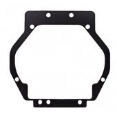 Переходные рамки №174 на Nissan Teana III 2014 - н.в. для установки модулей Hella 3R