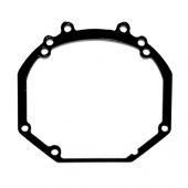 Переходные рамки №220 на Toyota RAV4 III под Hella 3R вместо штат. гал./ксен. модулей