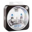 Комплект галогенных ламп H1 Argentum +50% 2шт.