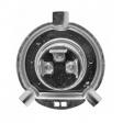 Комплект галогенных ламп H4 Argentum +80% 2шт.