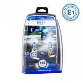 Комплект галогенных ламп H3 DYNAMIC BLUE