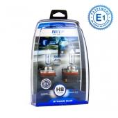 Комплект галогенных ламп H8 DYNAMIC BLUE