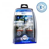 Комплект галогенных ламп H11 DYNAMIC BLUE