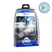 Комплект галогенных ламп H27 881 DYNAMIC BLUE