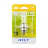 Лампа галогенная H4 штатная (OEM) блистер