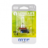 Лампа галогенная H11 штатная (OEM) блистер