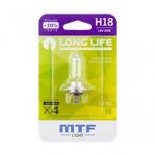 Лампа галогенная H18 штатная (OEM) блистер
