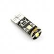 Габаритные LED лампы W5W CAN-BUS 5000K NEW
